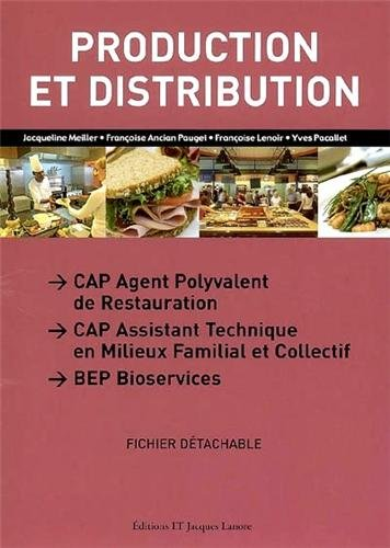 Production et distribution CAP APR-ATMC