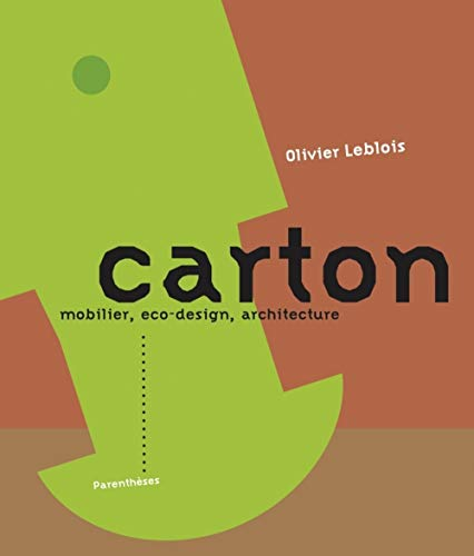 Carton : Mobilier, éco-design, architecture