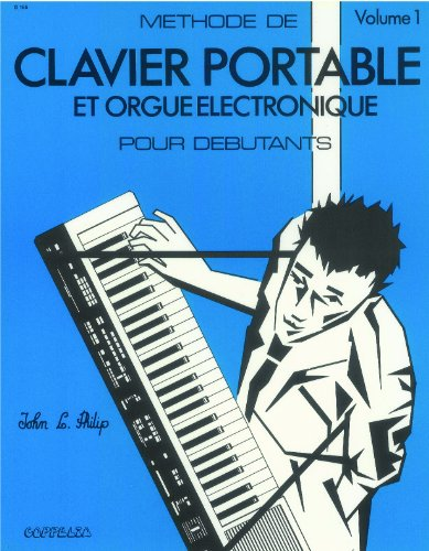 Partition: Methode de clavier portable pour debutants vol. 1