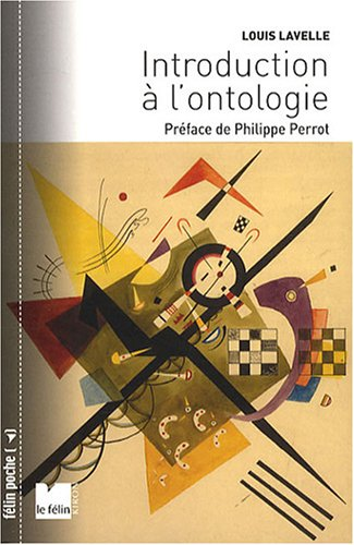 Introduction à l'ontologie