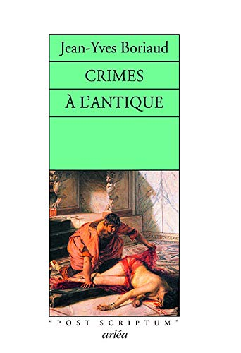 Crimes à l'antique