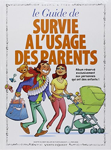 Le guide de survie à l'usage des parents en BD