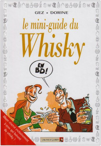 Mini-guide du whisky en bande dessiné