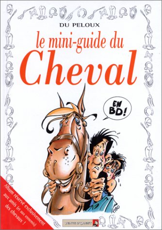 Le mini-guide du cheval en BD