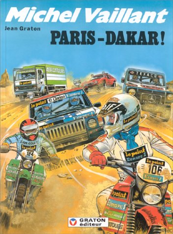 Michel Vaillant, tome 41 : Paris-Dakar !