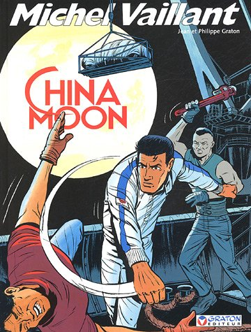Michel Vaillant n°68 : China Moon