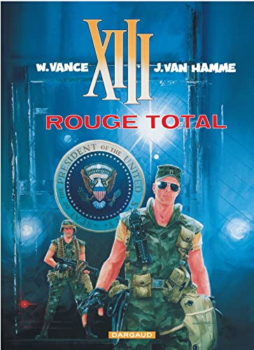 XIII, tome 5, Rouge total