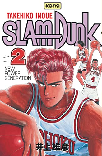 Slam Dunk, tome 2