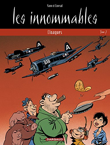 Les Innommables, n°7 : Cloaques
