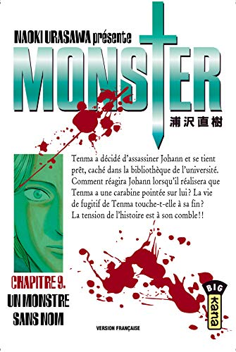 Monster, tome 9 : Un monstre sans nom
