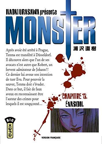 Monster, tome 13 : Évasion
