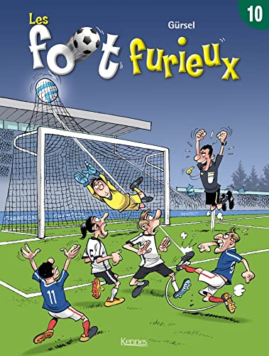Les foot furieux, Tome 10 :