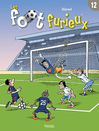 Les foot furieux, Tome 12 :