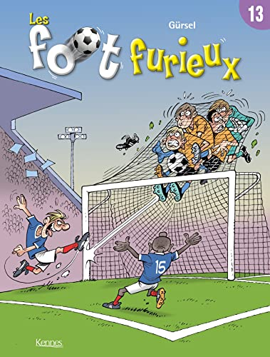 Les foot furieux, Tome 13