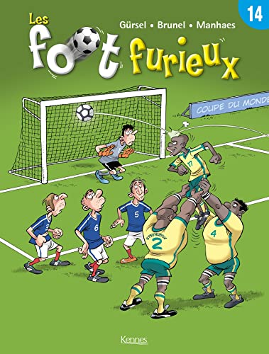 Les foot furieux, Tome 14