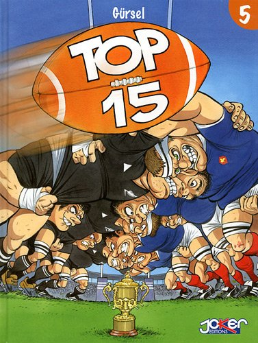 Top 15, Tome 5 :