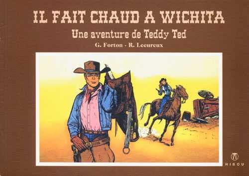 Teddy ted Il fait chaud à Wichita