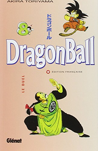 Dragon Ball, tome 8