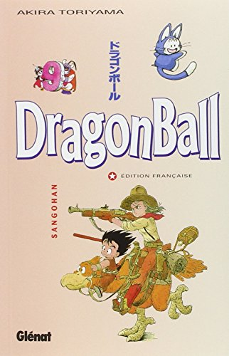 Dragon Ball, tome 9