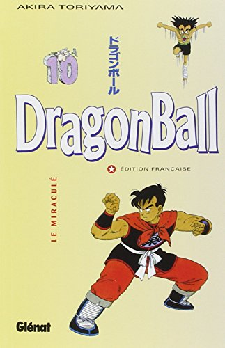 Dragon Ball, tome 10