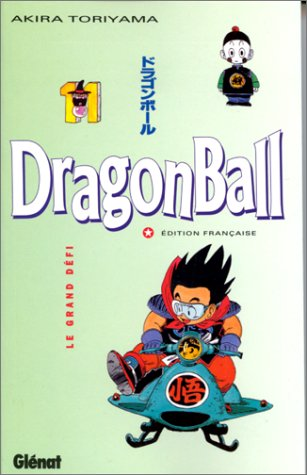 Dragon Ball, tome 11