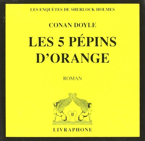 Les Cinq Pépins d'orange (CD audio)