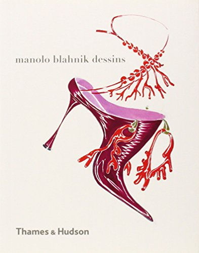 Manolo Blahnik dessins