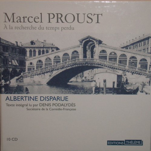 Albertine disparue (Livre Audio)