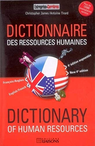 Dictionnaire français / anglais des ressources humaines : Dictionary english / french of human resources
