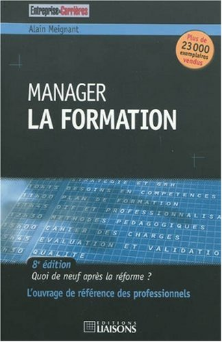 Manager la formation