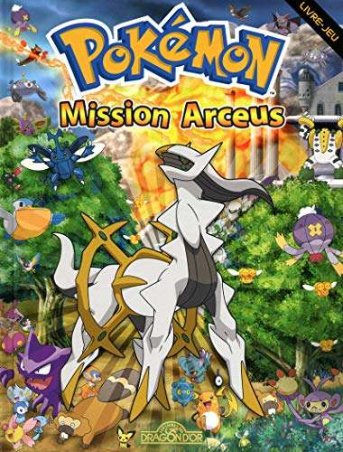 Pokémon - Mission Arceus