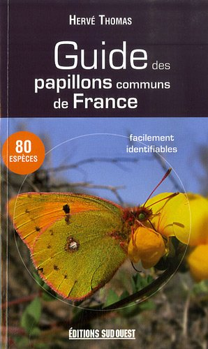 Guide des papillons communs de France