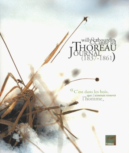 Thoreau : Journal (1837-1861)