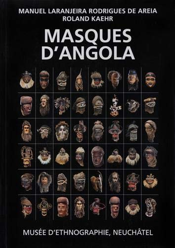 Les masques : collections d'Angola 2