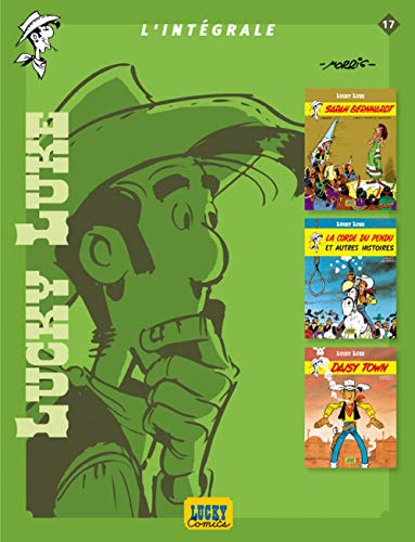 Lucky Luke I'Intégrale, Tome 17