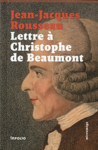 Lettre à Christophe de Beaumont