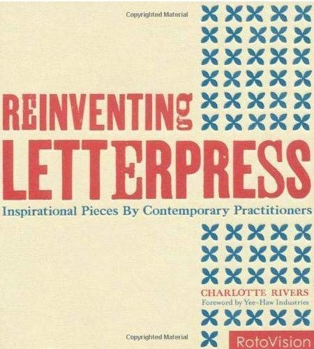 The little book of letterpress /anglais