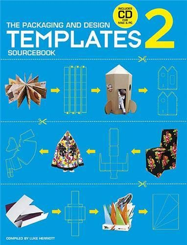 The packaging and design templates sourcebook 2 /anglais