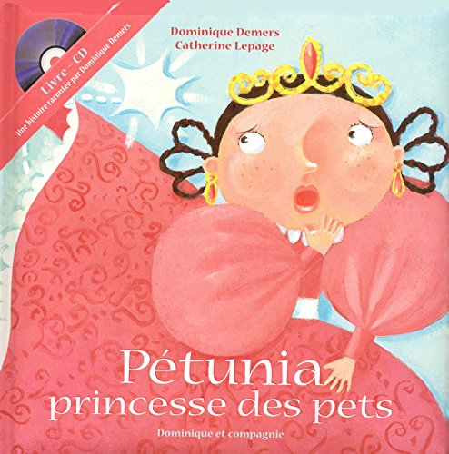 Pétunia, princesse des pets (1CD audio)