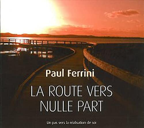 La route vers nulle part (3CD audio)
