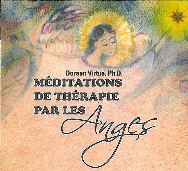 Méditations de thérapie par les anges (1CD audio)