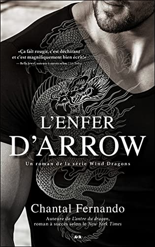 Wind Dragons. 2, L'enfer d'Arrow / Chantal Fernando ; traduit de l'anglais par Sophie Beaume.