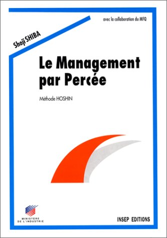 Le Management par Percée. Méthodes Hoshin