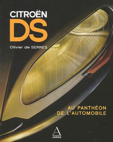 Citroën DS : Au Panthéon de l'automobile
