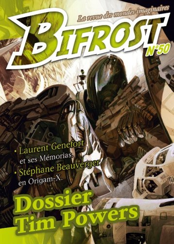Bifrost, N° 50 : Dossier Tim Powers