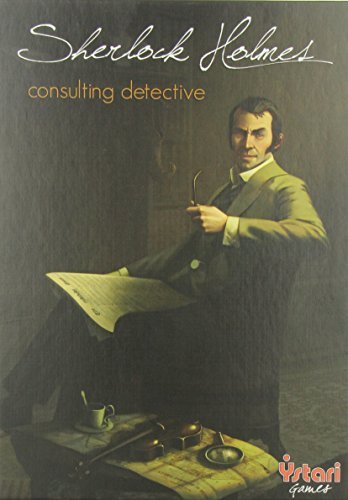 Sherlock Holmes Consulting Detective image