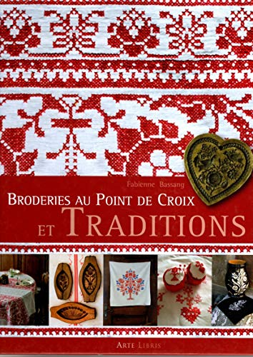 Broderies au point de croix et traditions