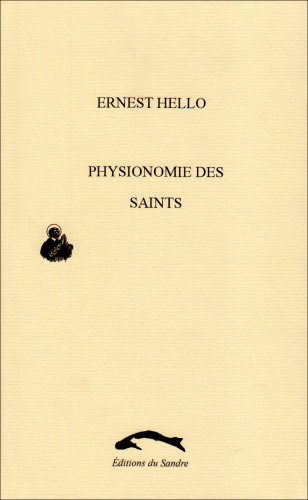 Physionomioe des saints