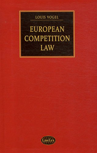 European competition law 2012