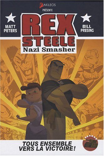 Rex Steele Nazi smasher (1DVD)